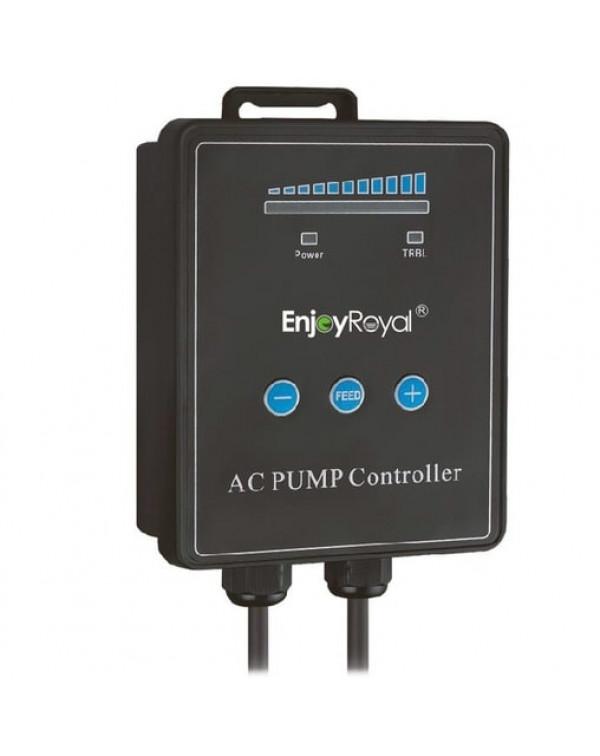 EnjoyRoyal ACP(631) 40000 – насос с регулировкой для водоема, пруда, водопада или фонтана