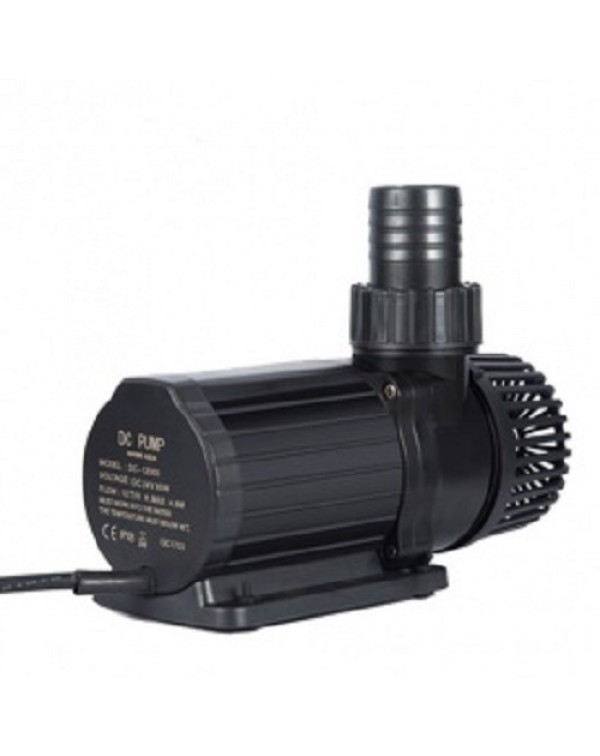 EnjoyRoyal DC-3000 (24V) – Adjustable pump for pond, waterfall or fountain