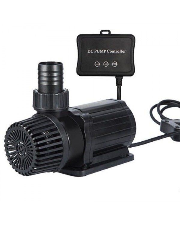 EnjoyRoyal DC-1000 (24V) – Adjustable pump for pond, waterfall or fountain