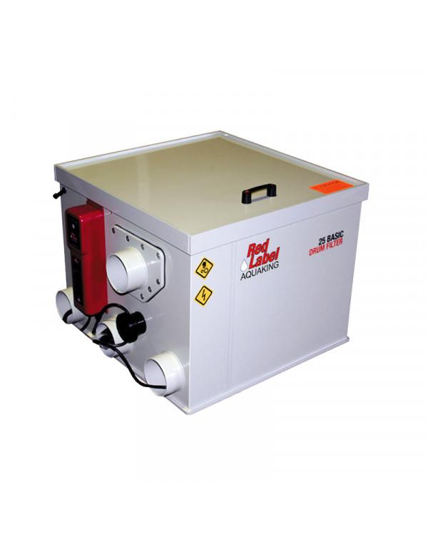 Red Label Drum Filter 25 Basic Model 2 -  барабанный фильтр для прудов, водоемов и УЗВ