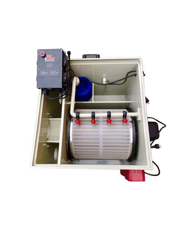 Red Label Drum Filter 25 Basic Model 2 - барабанний фільтр для ставків, водойм та УЗВ