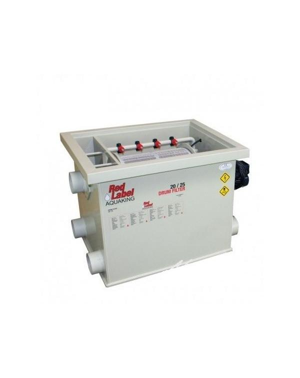 Red Label Drum Filter 20/25 - барабанный фильтр для прудов, водоемов и УЗВ