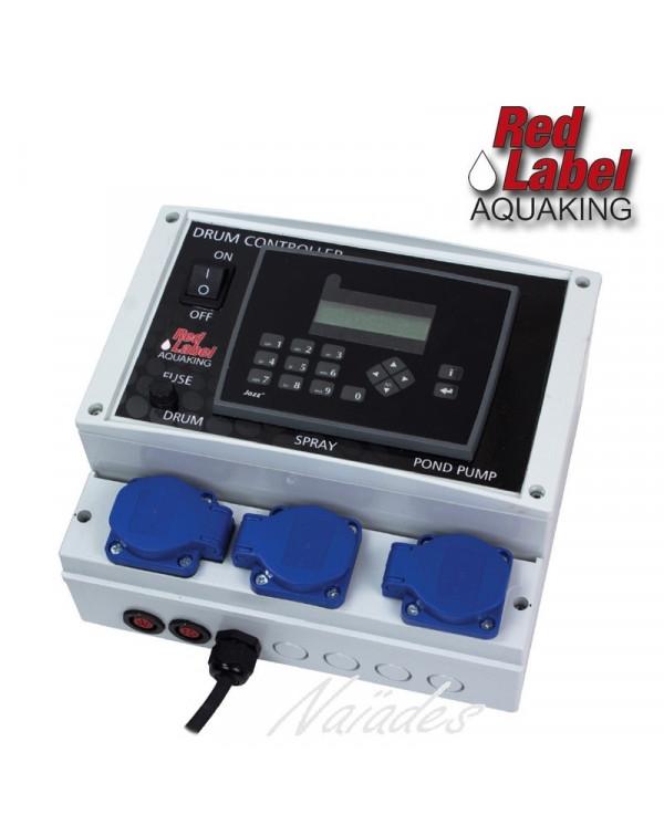 Red Label Drum Filter 75/100 - барабанный фильтр для прудов, водоемов и УЗВ
