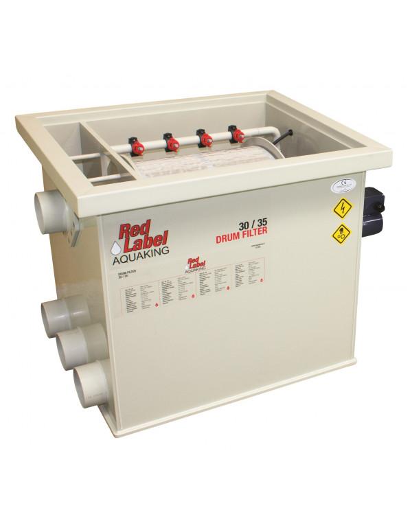 Red Label Drum Filter 30/35 - барабанний фільтр для ставків, водойм та УЗВ