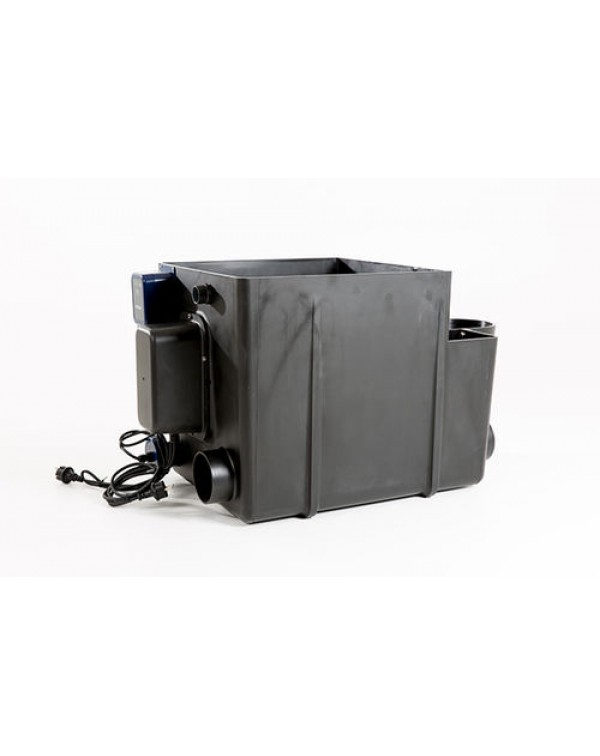 Filtrea Drum-Filter incl. UVC (Pump-fed) - drum filter for mechanical cleaning for pond