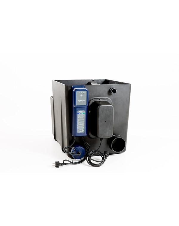 Filtrea Drum-Filter incl. UVC (Pump-fed) - барабанний фільтр механічної очистки для водойм