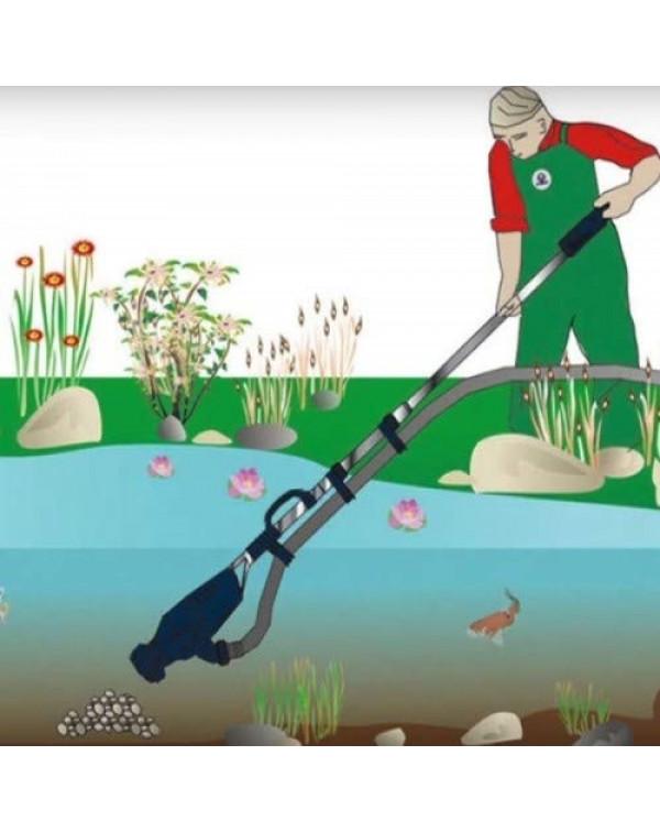 Jebao Pond Cleaner PC-3 - pond pump cleaner
