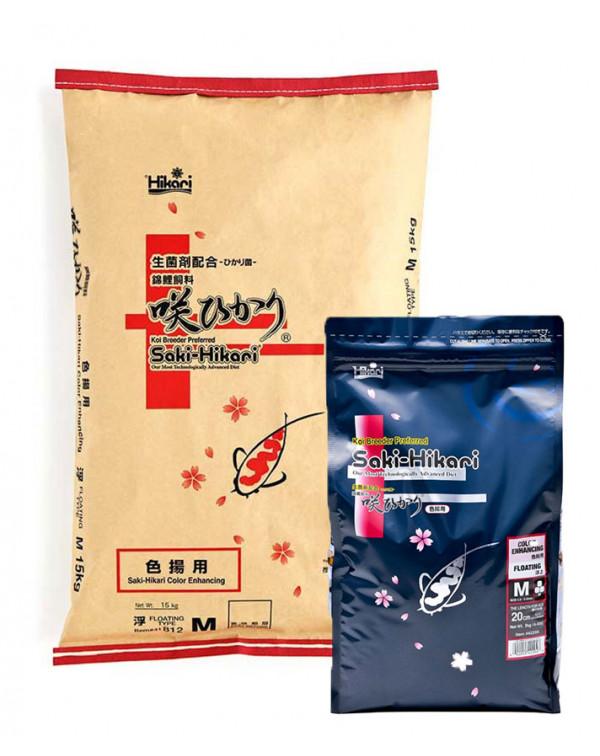 Корм для Коі Saki-Hikari Color Enhancing 2 кг
