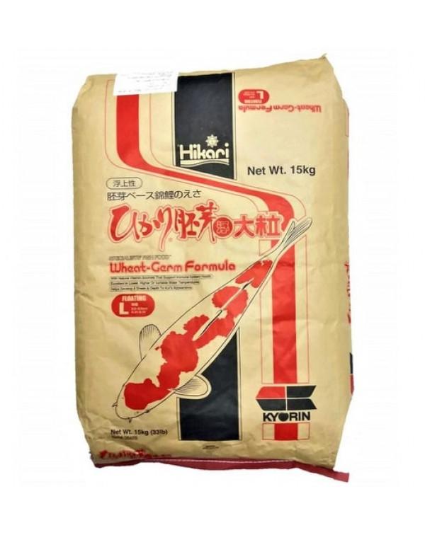 Корм для Кои Hikari Wheat-Germ 15 кг (тонущий)