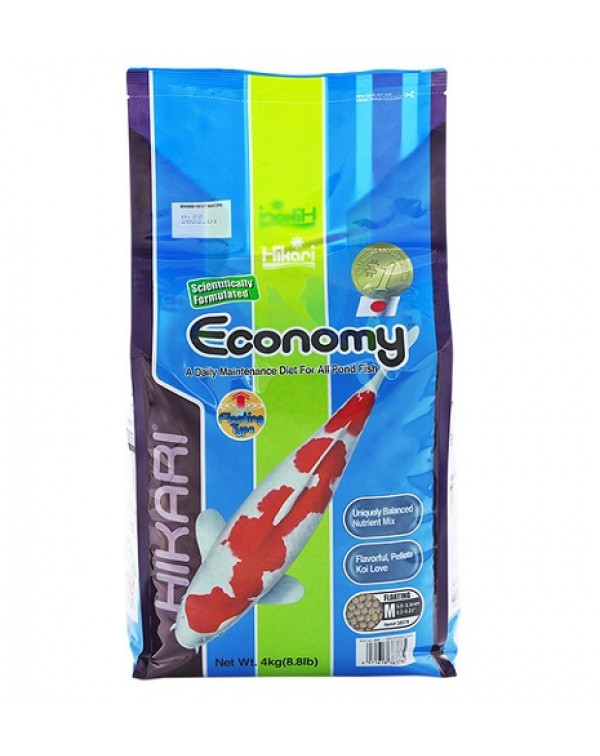 Hikari Economy 4 kg - koi feed