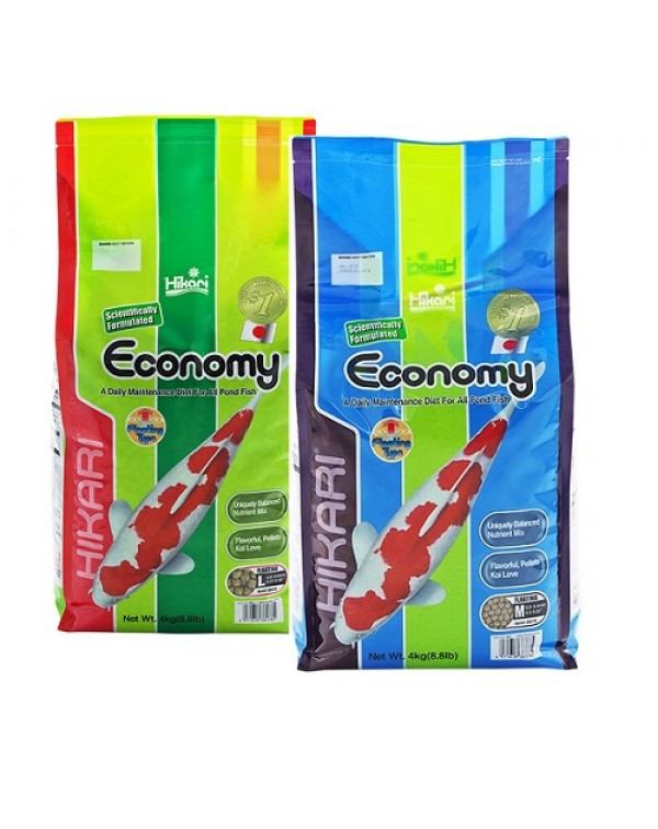 Корм для Кои Hikari Economy 4 кг