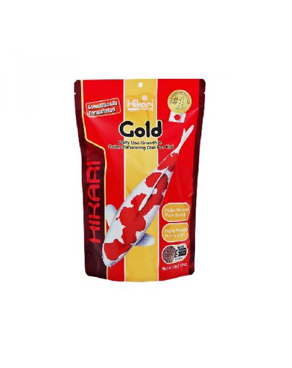 Hikari Gold 0.5kg - koi feed for basic nutrition and colour enhancement