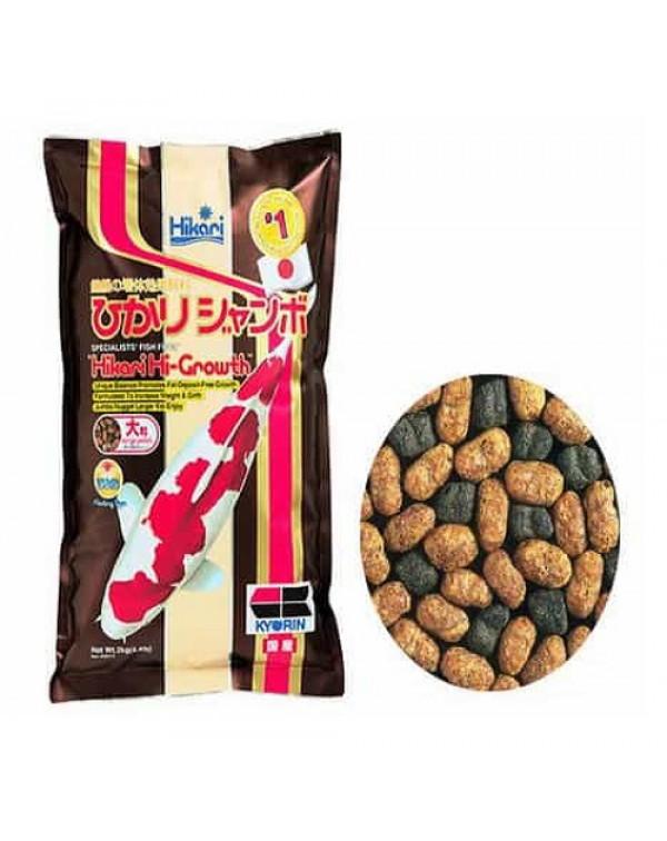 Корм для кои Hikari Hi-Growth 2 кг