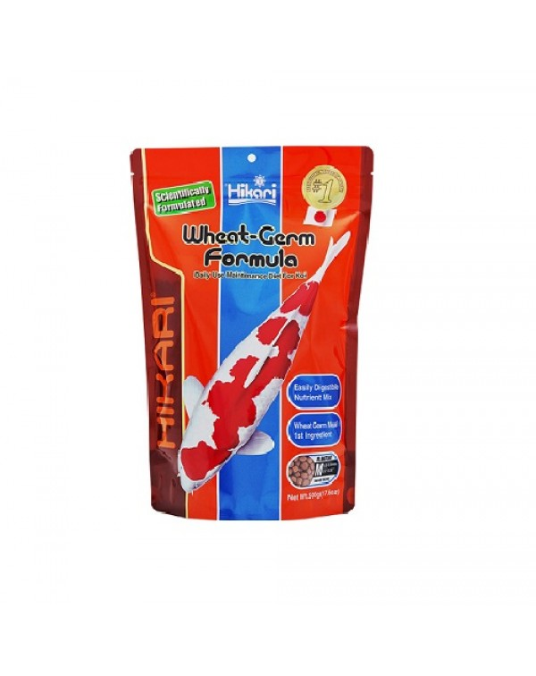 Hikari Wheat-Germ 0,5 kg - koi feed