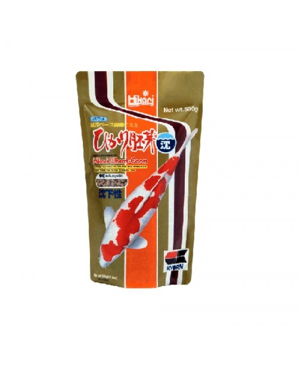 Корм для Коі Hikari Wheat-Germ 0,5 кг (тонучий)
