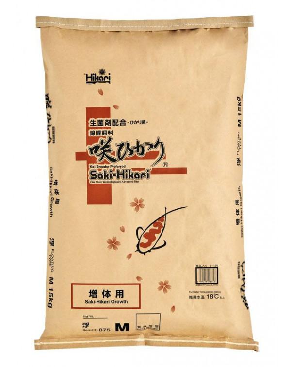 Корм для Коі Saki-Hikari Growth Diet Floating 15 кг