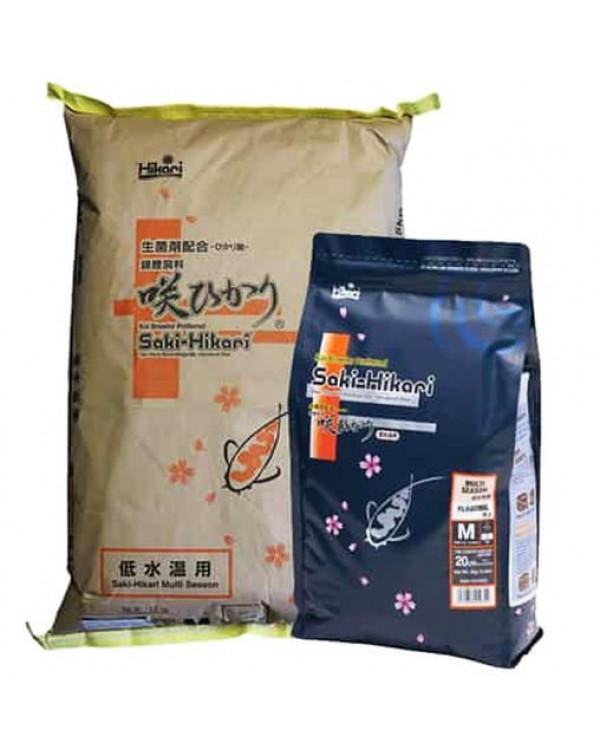 Saki-Hikari Multi Season 15 kg - koi feed