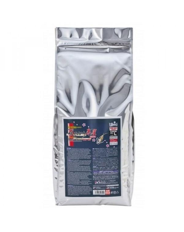 Saki-Hikari Pure White 5 kg - koi feed...