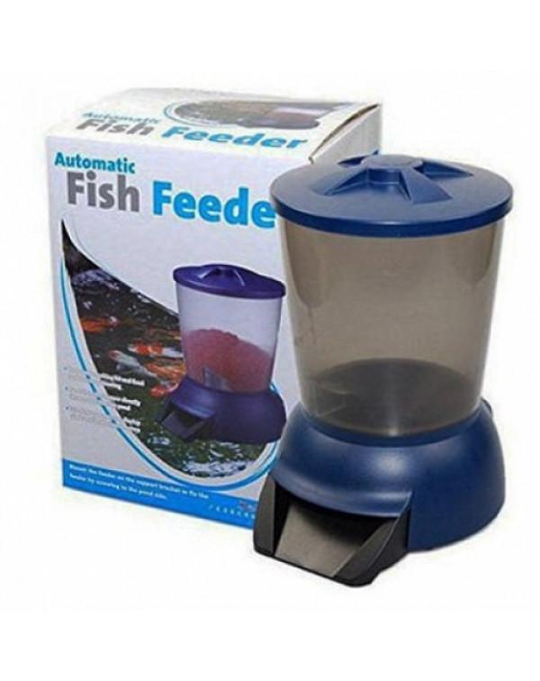 Jebao Automatic Fish Feeder – автоматическая кормушка для рыб