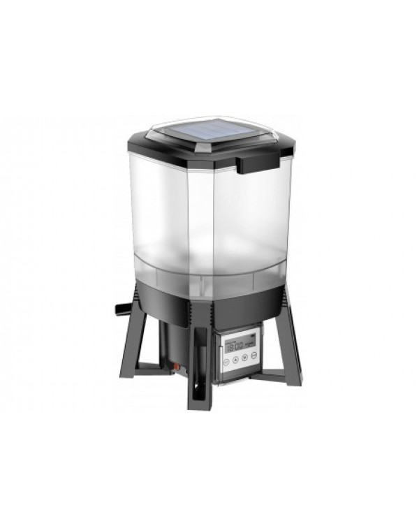 Grech Solar Automatic Feeder CFF 206 - automatic fish feeder