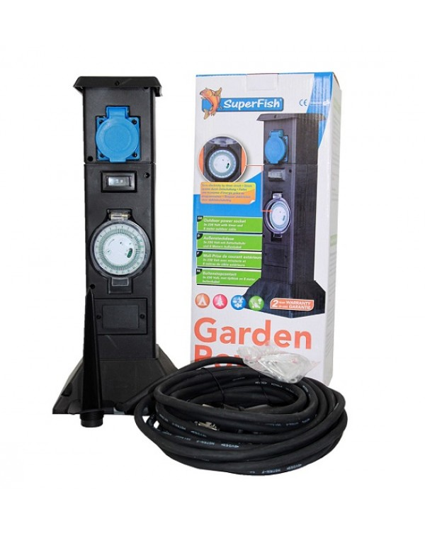 Garden outlet SuperFish Garden Power...