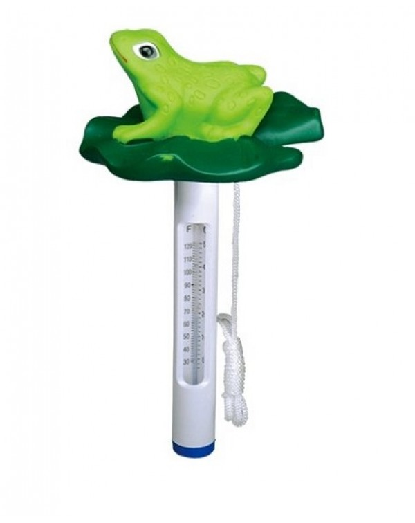 Frog Thermometer - floating thermometer...