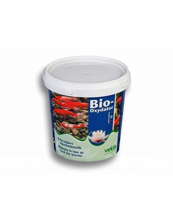 Biological product for removing sludge and sediment in a pond Velda Bio-Oxydator 5000 ml