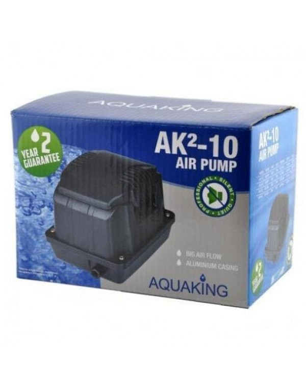 AquaKing AK²-40 membrane type air compressor for pond