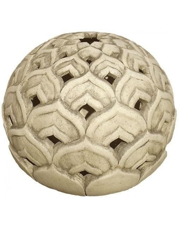 Svitilnik garden ceramics Lotus 29 cm