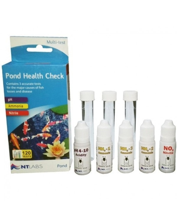 NT Labs Pond Health Check Test Kit