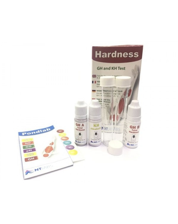 Water test - NT Labs Pondlab GH and KH Test Kit