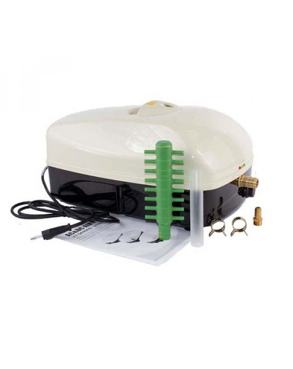 SunSun YT-898 мембранный компрессор для пруда с аккумулятором для автономной работы