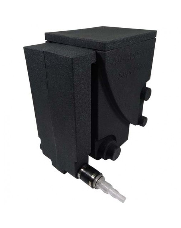 Ситчатый фильтр для пруда (УЗИ) Air-Aqua SuperSieve Pump
