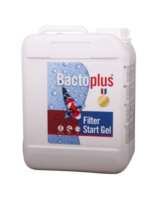 Filter starter gel Bacto Plus Filter Start Gel 5 l