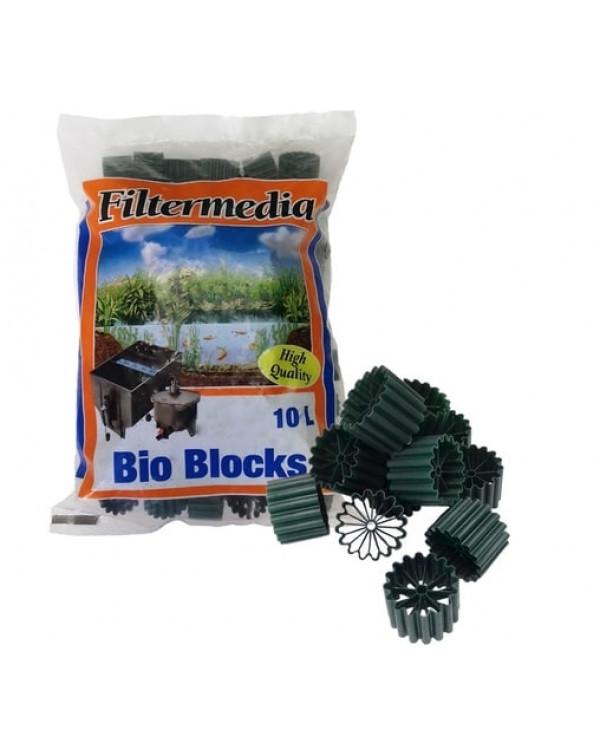 Filtermedia Bio Block 10 л. - наполнитель для биофильтров