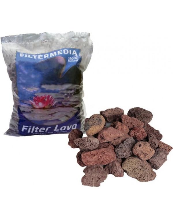 Filtermedia Lava 10 l. - mineral filler for biofilters