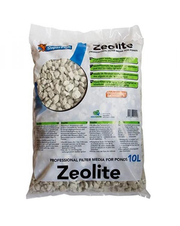 SuperFish Zeolite (10L) - filter media...