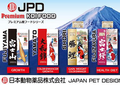 JPD - корм для риб