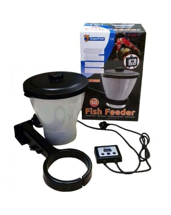 Superfish professional feeder –  автоматическая кормушка для рыб