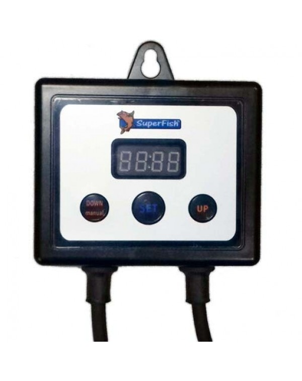 Superfish professional feeder – автоматична годівничка для риб