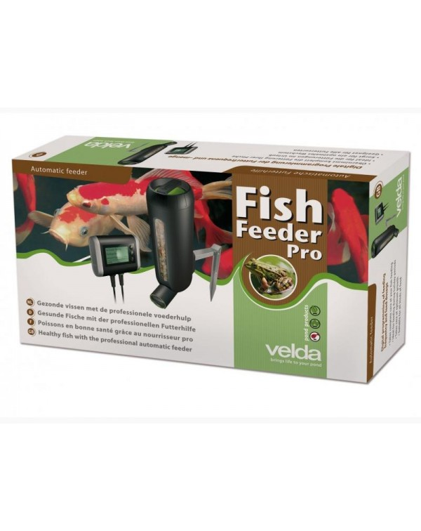 Velda Fish Feeder Pro – automatic fish feeder