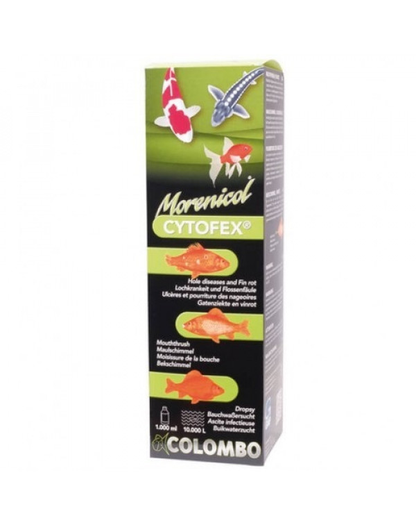 Colombo Morenicol Cytofex 1000 ml medicinal product against bacterial infections