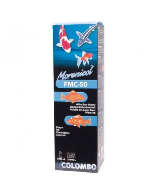 Colombo Morenicol FMC-50 - лікарський препарат проти грибка і білих точок у риб