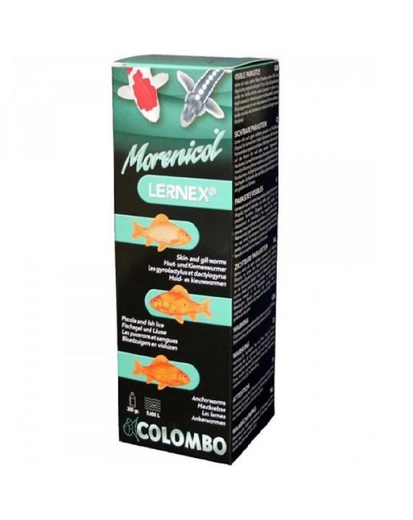 Colombo Morenicol Lernex 800 ml broad spectrum antiparasitic drug