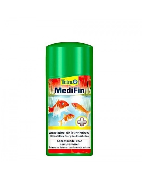 Tetra Pond MediFin (250 ml) - universal medicine for pond fish