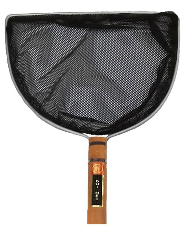 Сачок для рыб Japanese Koi Net Half-Round, 60 cm