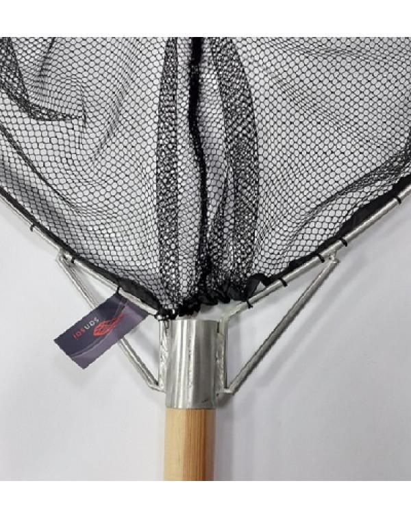 Сачок для рыб Sansai Flathead 35 cm