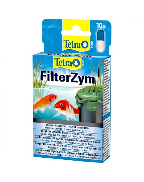 Tetra Pond FilterZym - a preparation for increasing the biological activity of pond filters