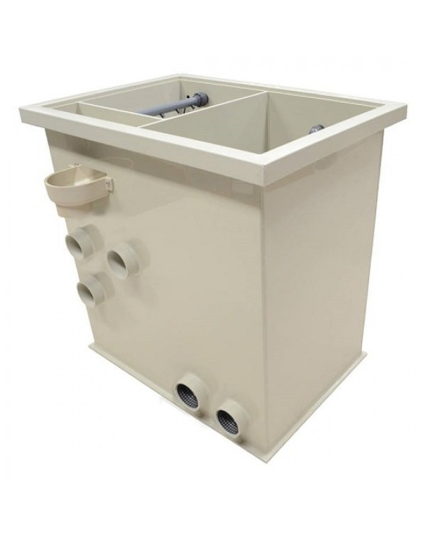Filtreau Combi Next - комбинированный барабанный фильтр для пруда