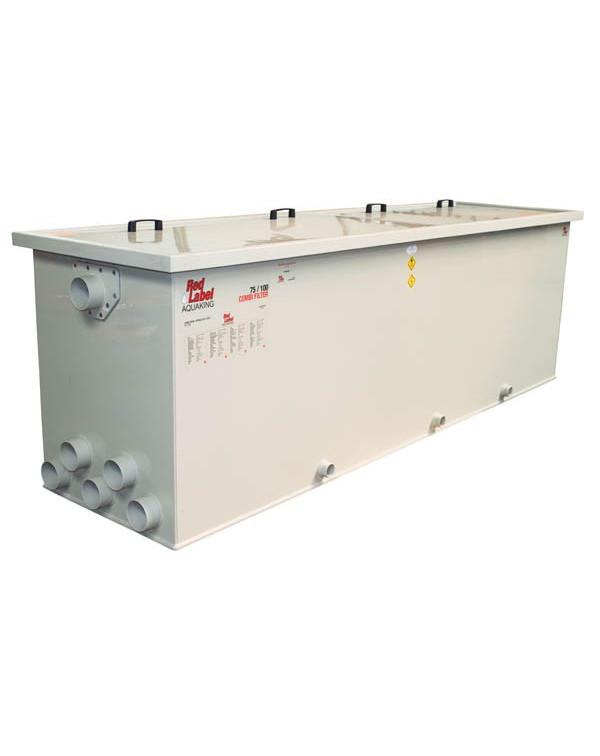 Red Label Combi Drum 75/100 – комбинированный фильтр для пруда водоема или УЗВ